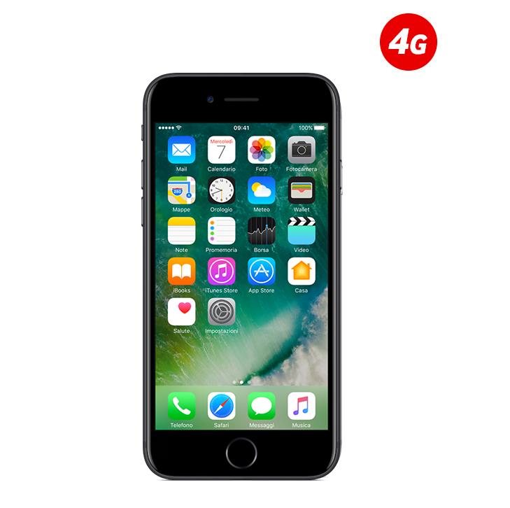 rete dati cellulare vodafone iphone 6 Plus